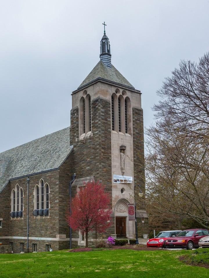 宾州罗斯蒙特学院(Rosemont College),校园记忆_图1-7