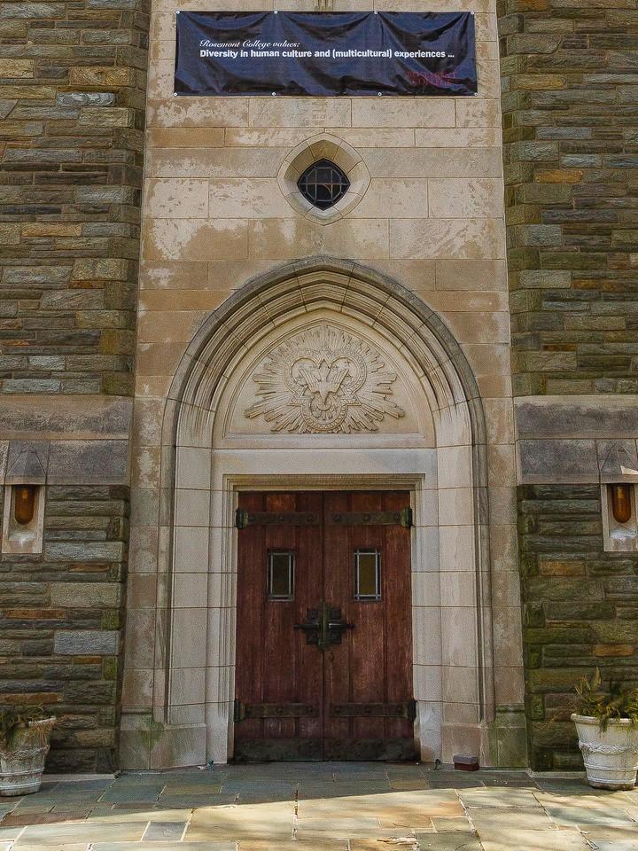 宾州罗斯蒙特学院(Rosemont College),校园记忆_图1-11