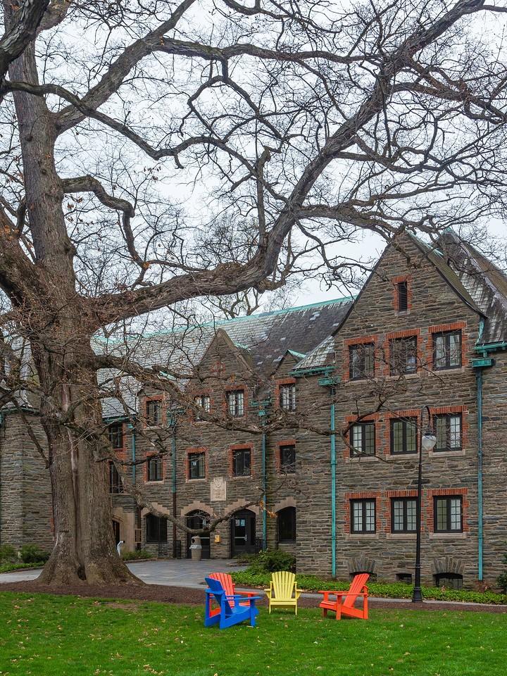 宾州罗斯蒙特学院(Rosemont College),校园记忆_图1-12