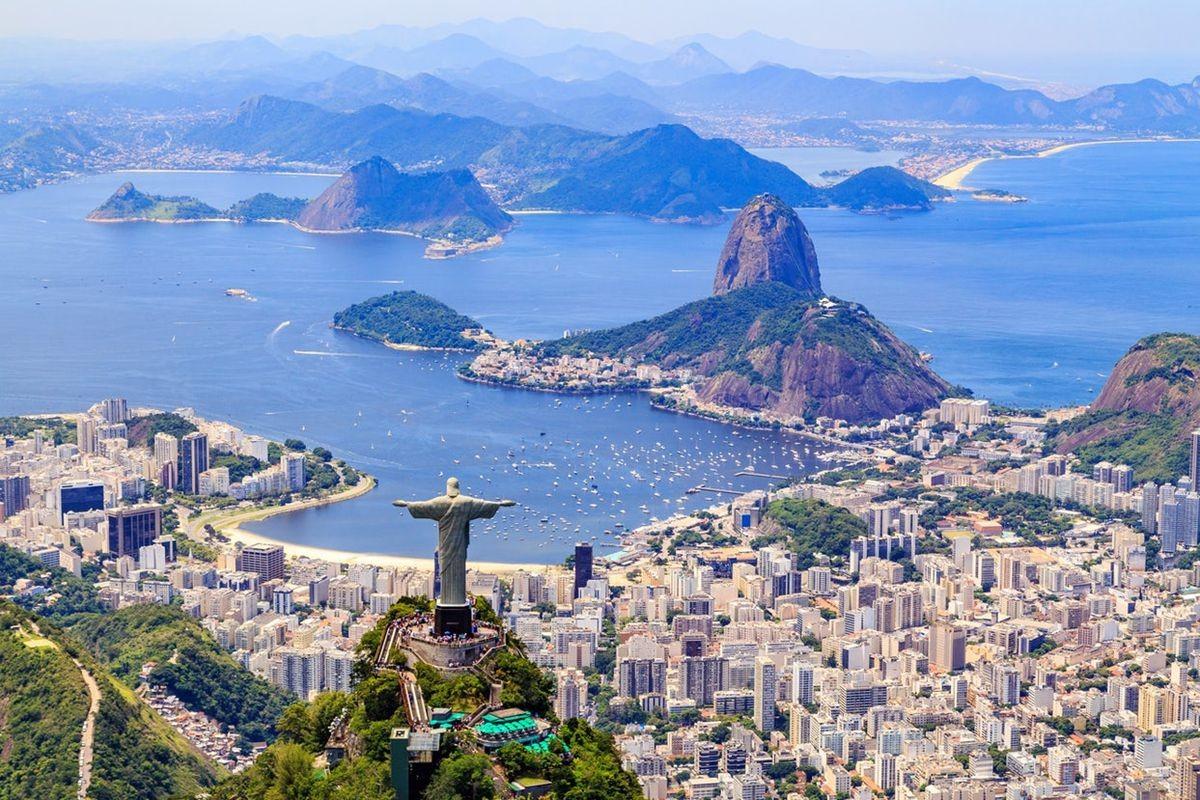 不可思议的巴西.世上最迷人的国家_图1-2