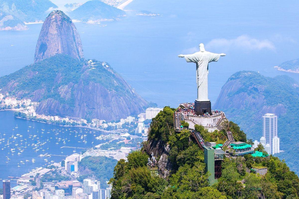 不可思议的巴西.世上最迷人的国家_图1-3