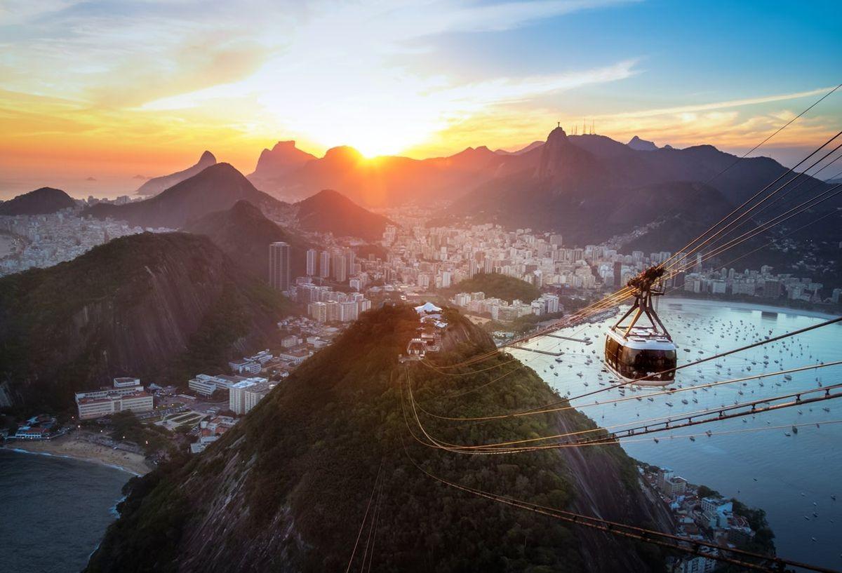 不可思议的巴西.世上最迷人的国家_图1-4