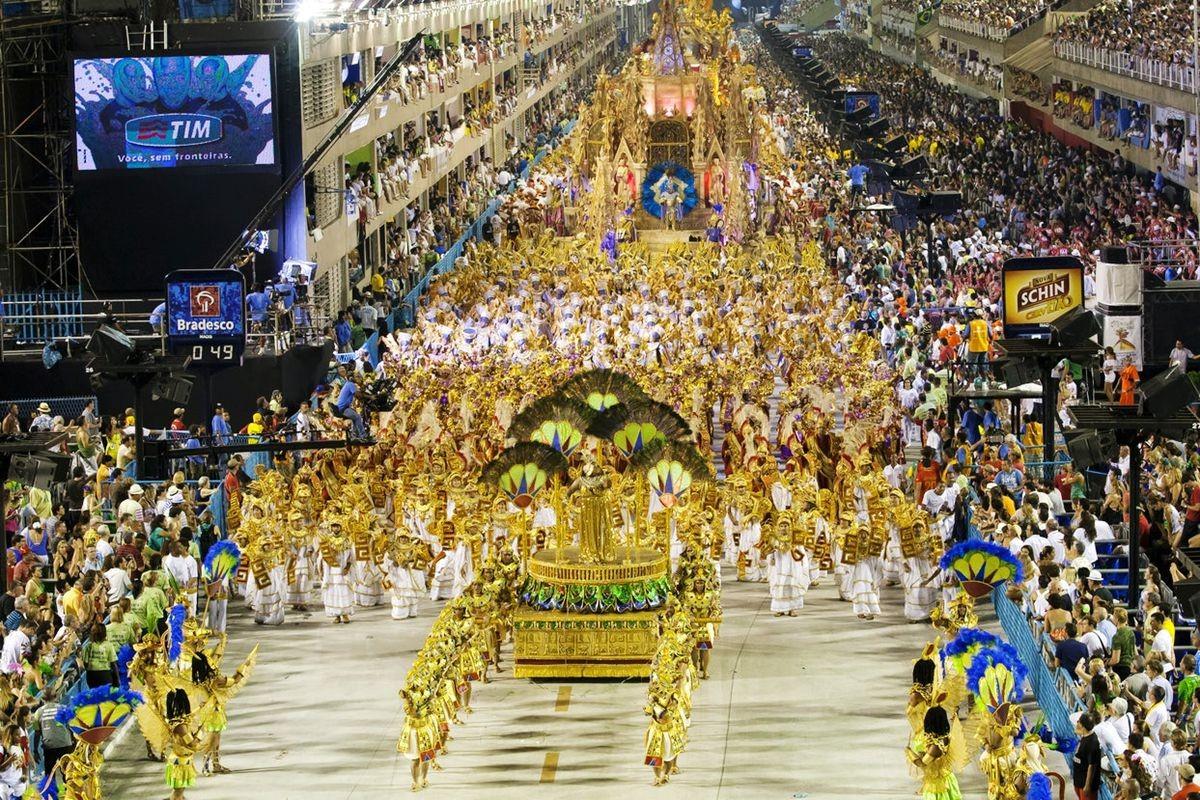 不可思议的巴西.世上最迷人的国家_图1-6