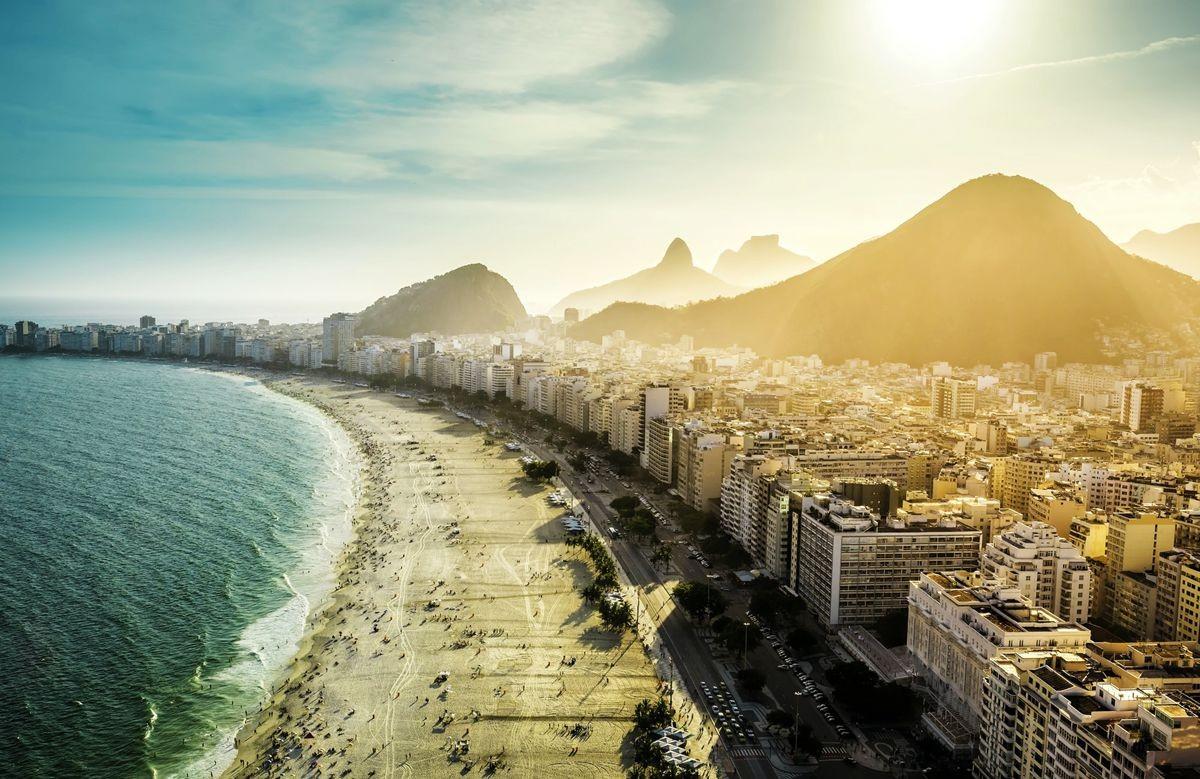 不可思议的巴西.世上最迷人的国家_图1-10