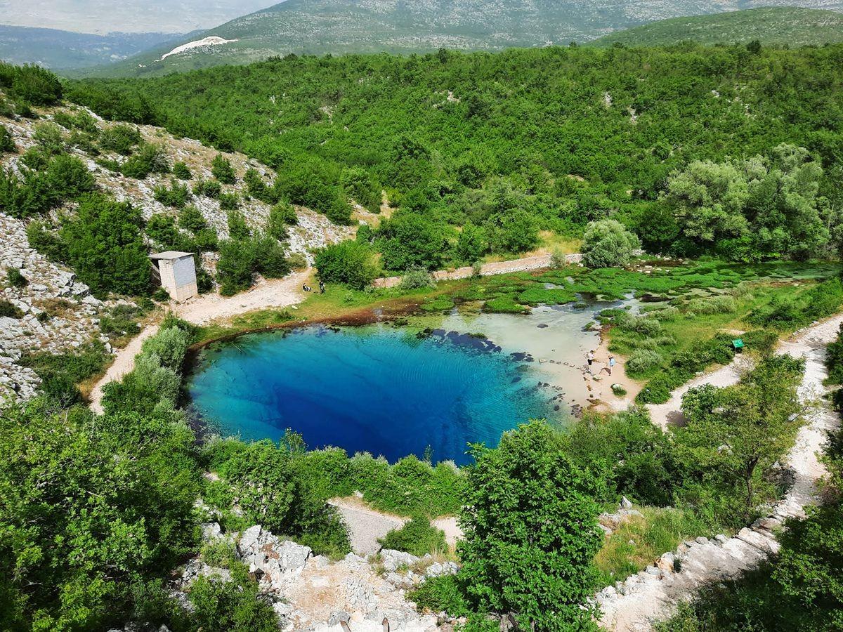 克罗地亚三河形成的湖泊_图1-10