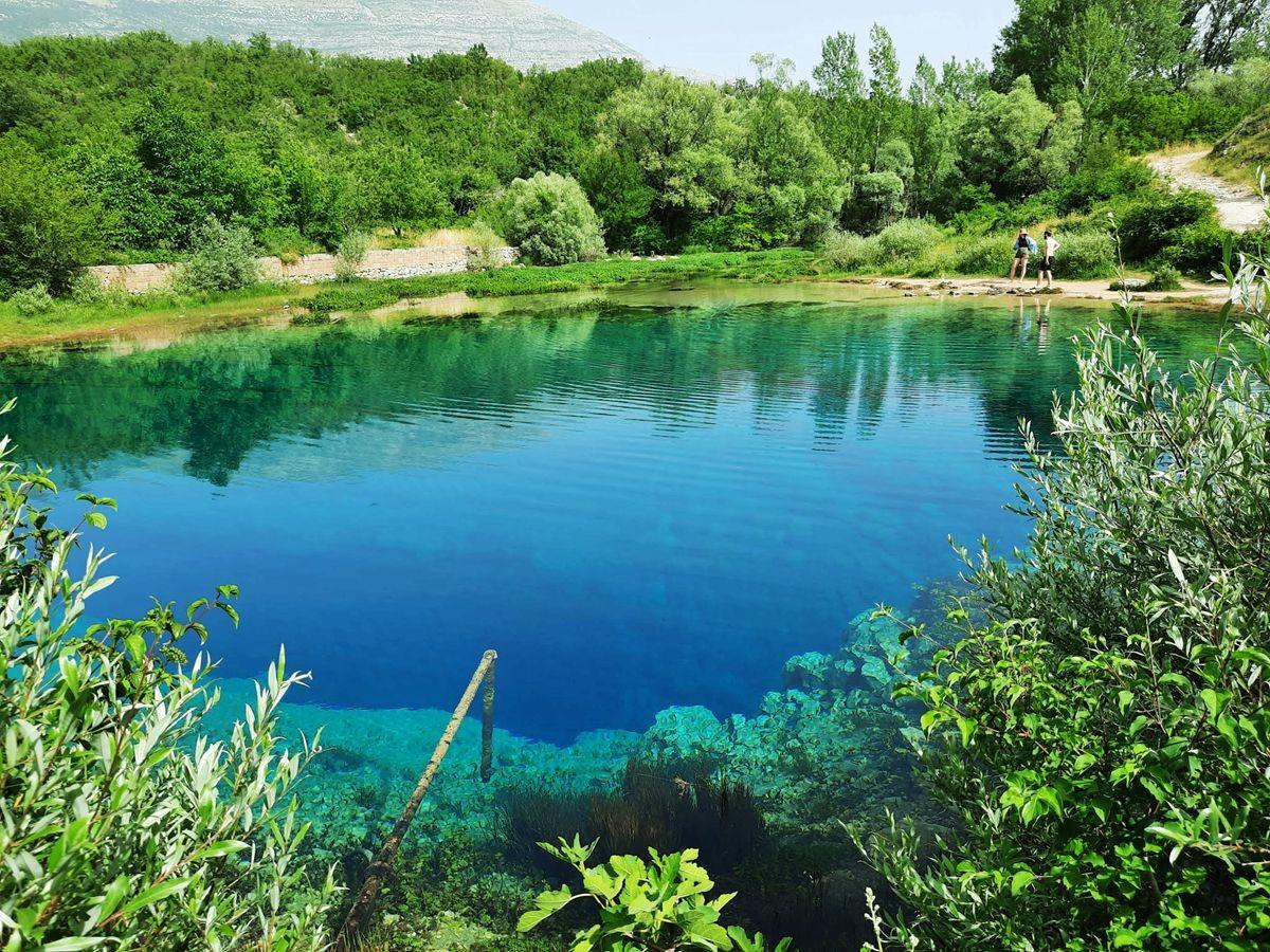 克罗地亚三河形成的湖泊_图1-11