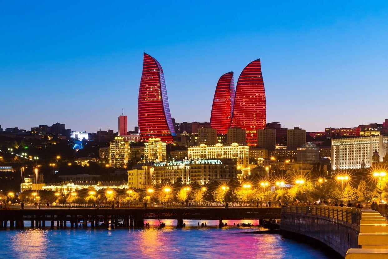 访问阿塞拜疆_图1-4