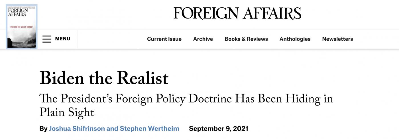 拜登务实可能彻底改变美国对外政策_图1-1