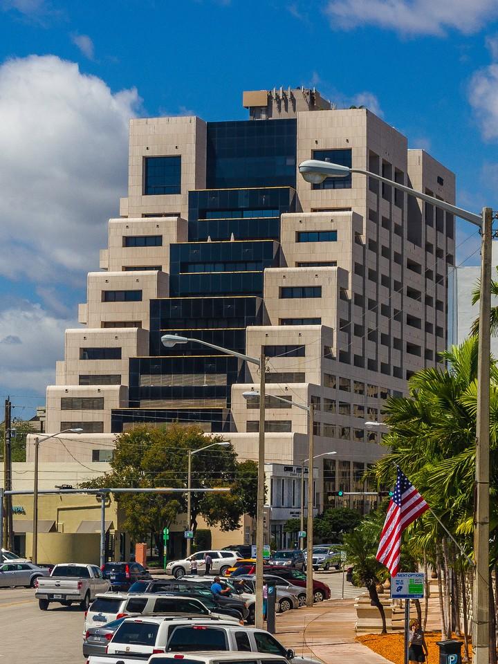 美国迈阿密(Miami),城市高楼_图1-6