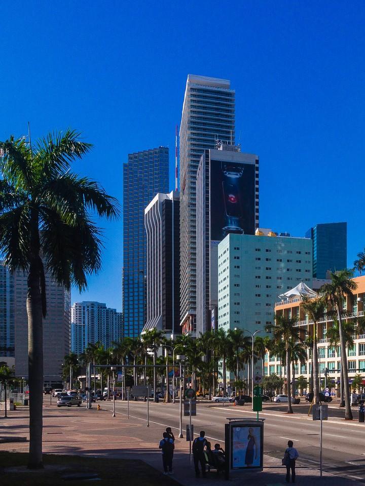 美国迈阿密(Miami),城市高楼_图1-1