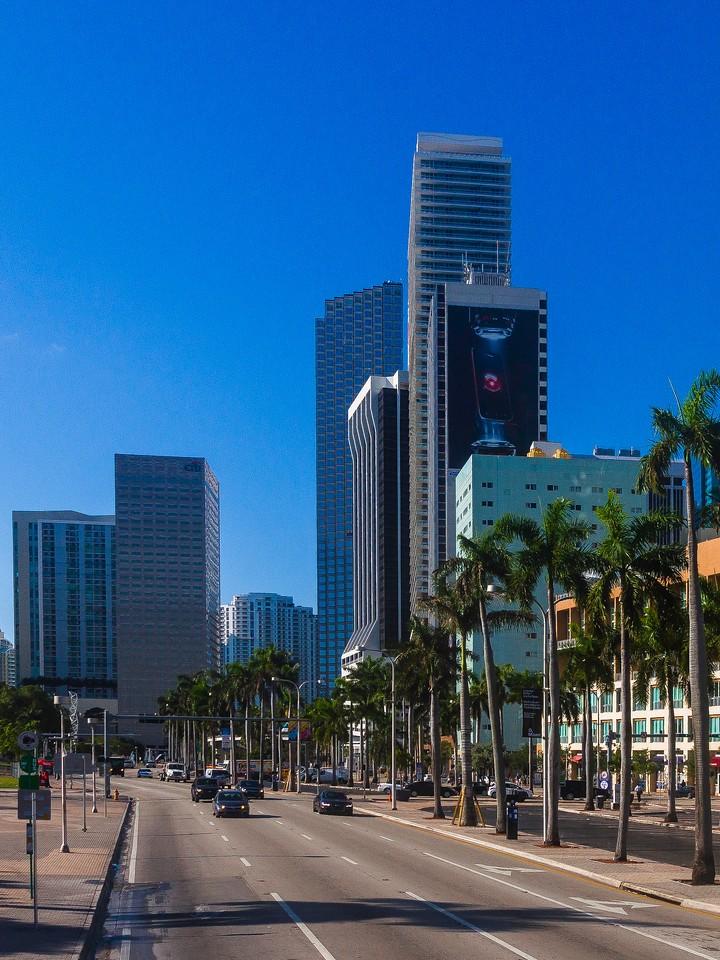 美国迈阿密(Miami),城市高楼_图1-4