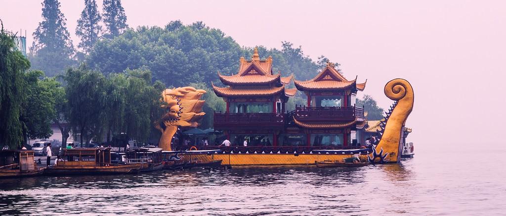 杭州西湖,诗情画意_图1-10