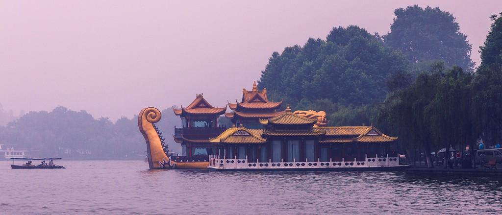 杭州西湖,诗情画意_图1-11