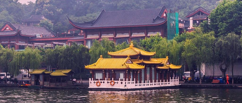 杭州西湖,诗情画意_图1-15