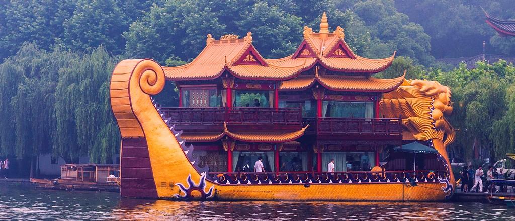 杭州西湖,诗情画意_图1-7