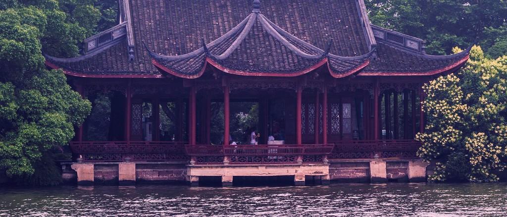 杭州西湖,诗情画意_图1-13