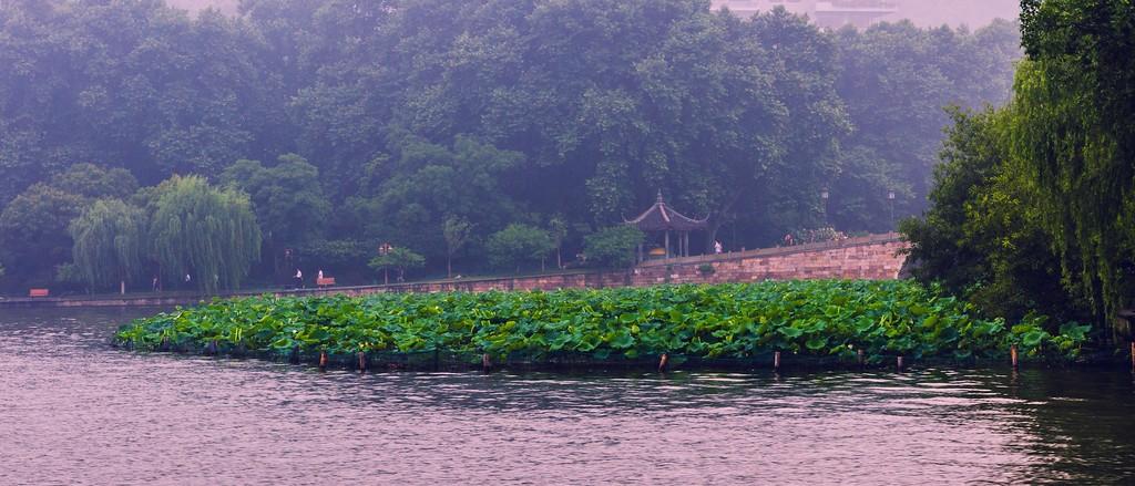 杭州西湖,诗情画意_图1-12
