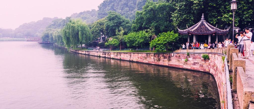 杭州西湖,诗情画意_图1-8