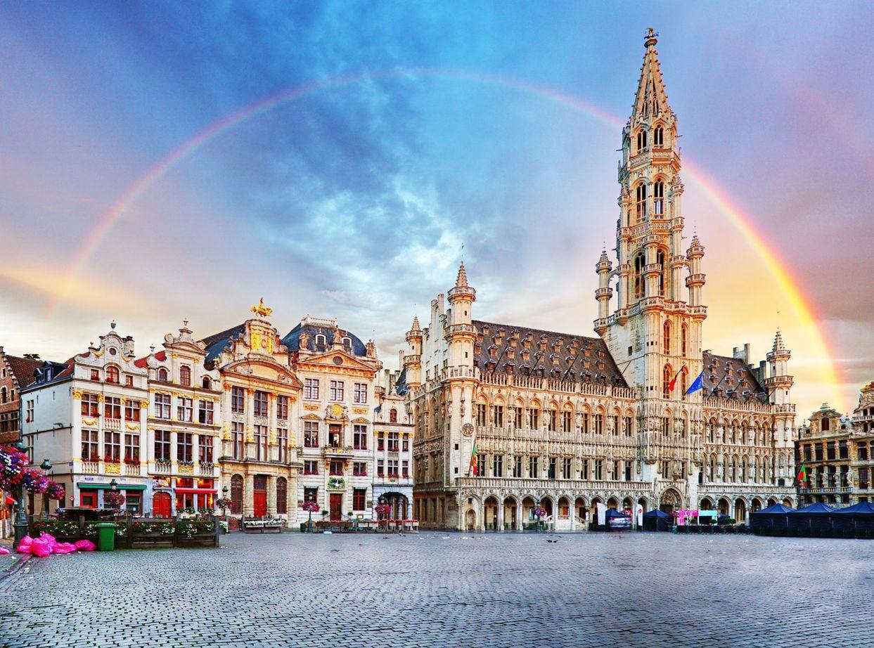 参观比利时_图1-3