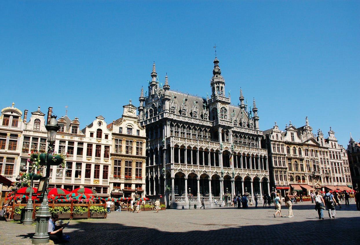 参观比利时_图1-13