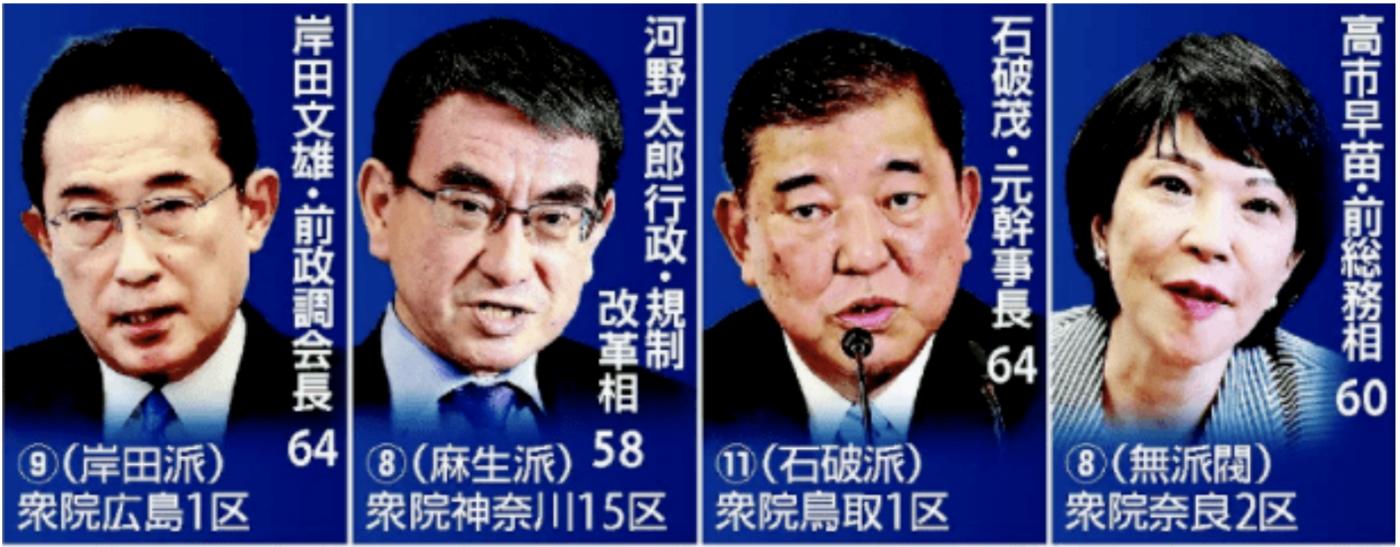 如果河野太郎当选下一任日本首相......_图1-1
