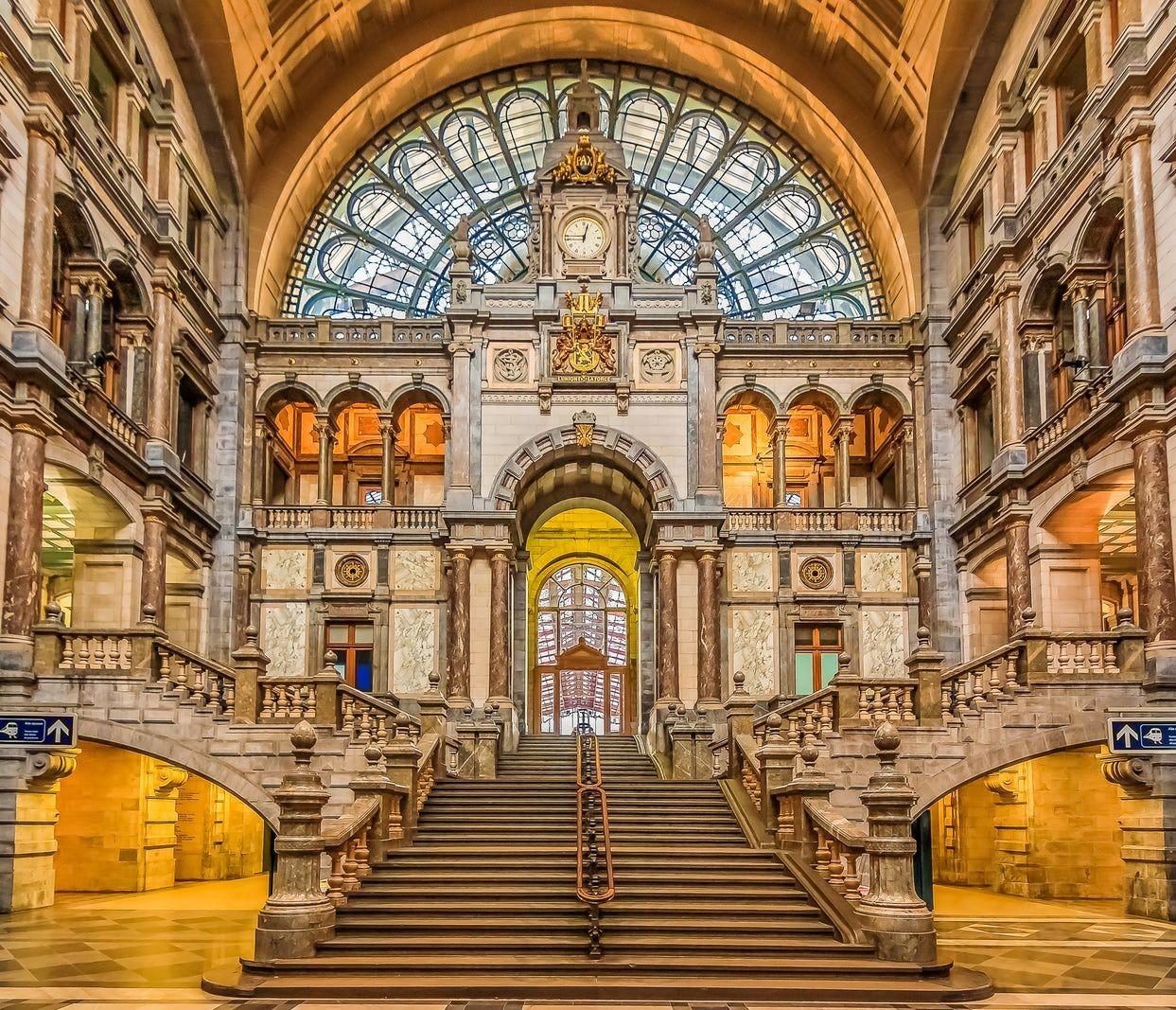 参观比利时-3_图1-21