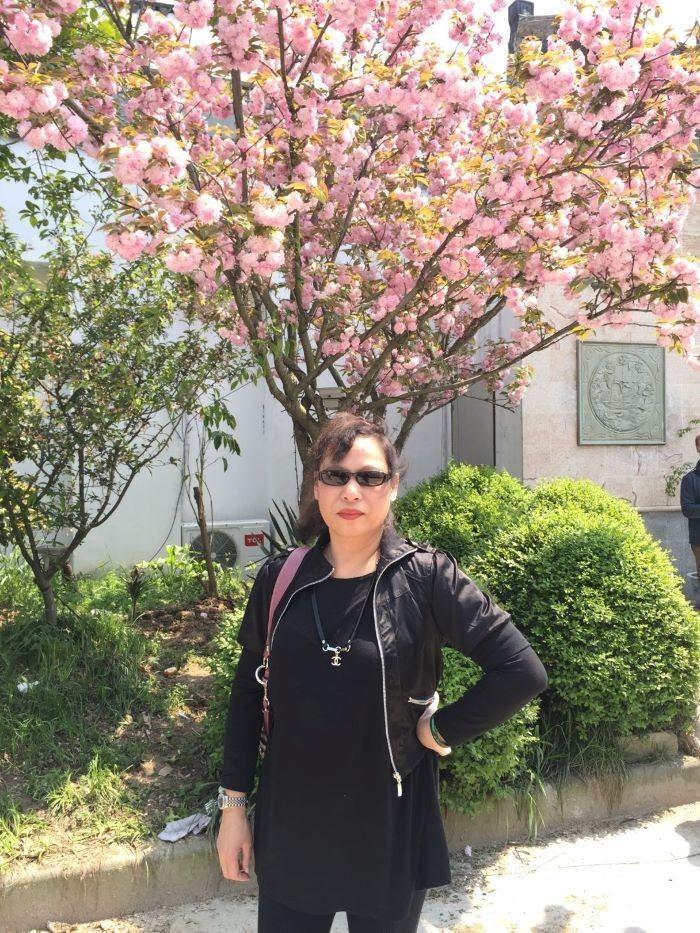 那年烟花三月到扬州!(笨小孩的世界之六十八。)_图1-1