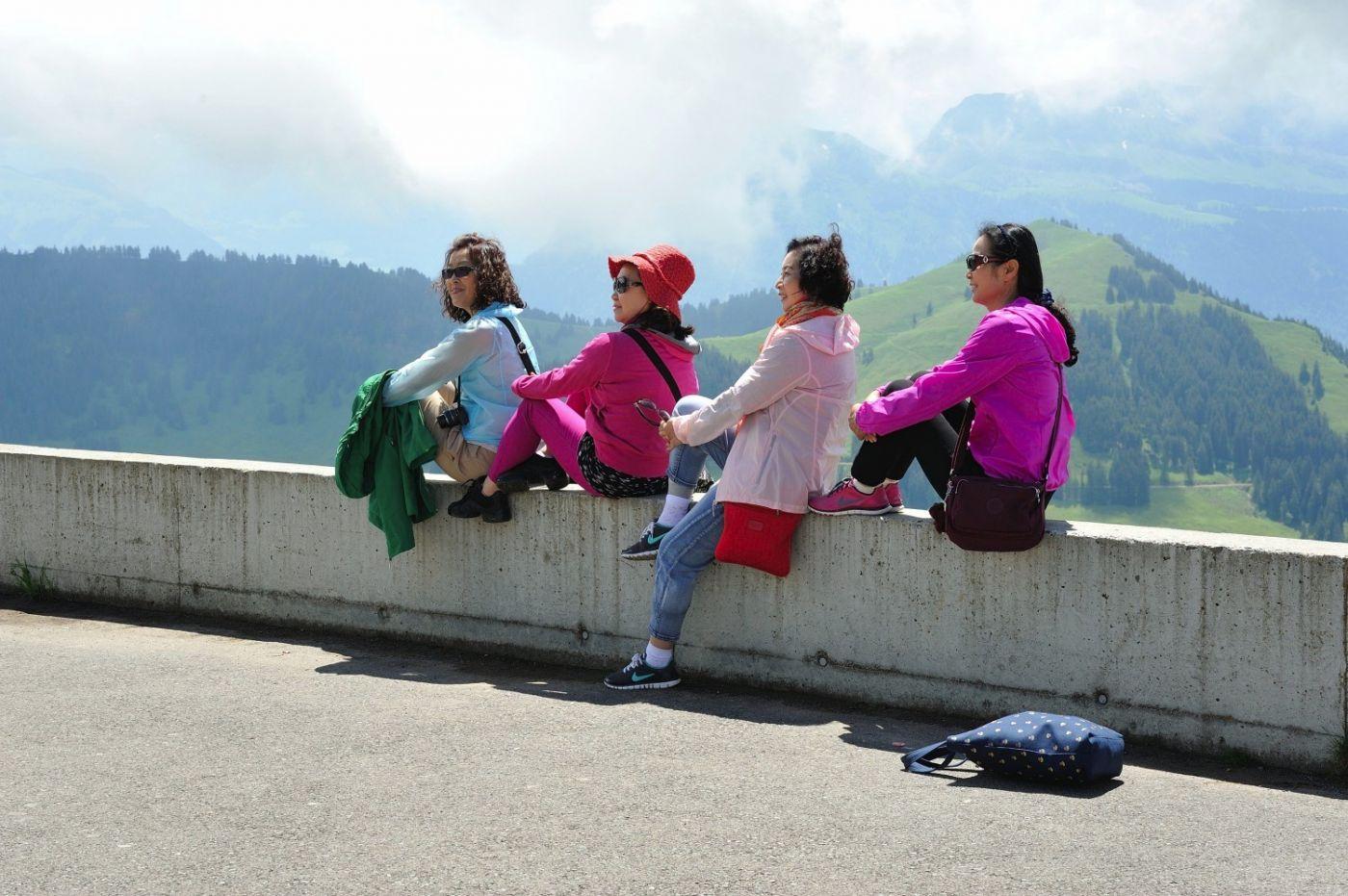 中国大妈在瑞士_图1-1