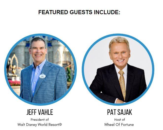 美国V视:世界峰会VIP体验活动在美国佛州迪士尼乐园举办_图1-1