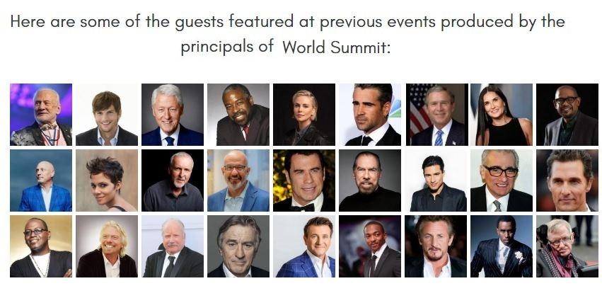 美国V视:世界峰会VIP体验活动在美国佛州迪士尼乐园举办_图1-3