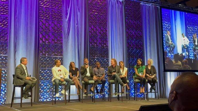 美国V视:世界峰会VIP体验活动在美国佛州迪士尼乐园举办_图1-4