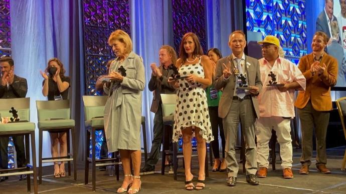 美国V视:世界峰会VIP体验活动在美国佛州迪士尼乐园举办_图1-5