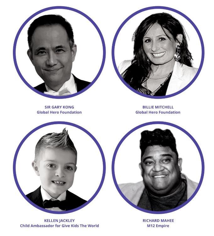 美国V视:世界峰会VIP体验活动在美国佛州迪士尼乐园举办_图1-6