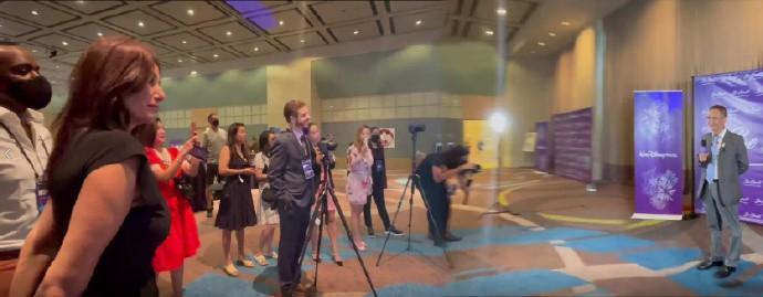 美国V视:世界峰会VIP体验活动在美国佛州迪士尼乐园举办_图1-12