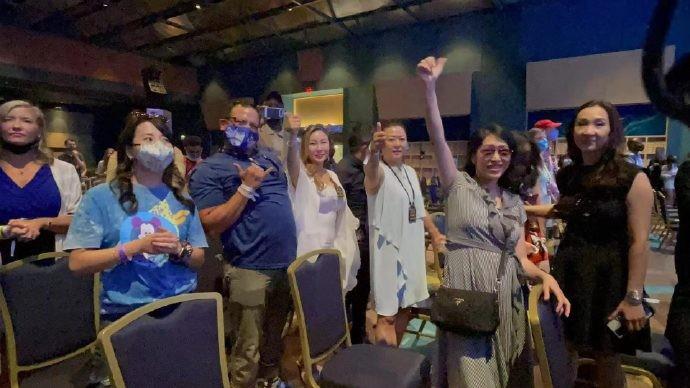 美国V视:世界峰会VIP体验活动在美国佛州迪士尼乐园举办_图1-14