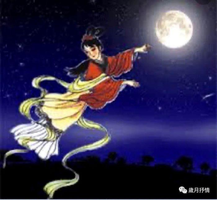 每当月圆之夜!(笨小孩的世界之七十。)_图1-3