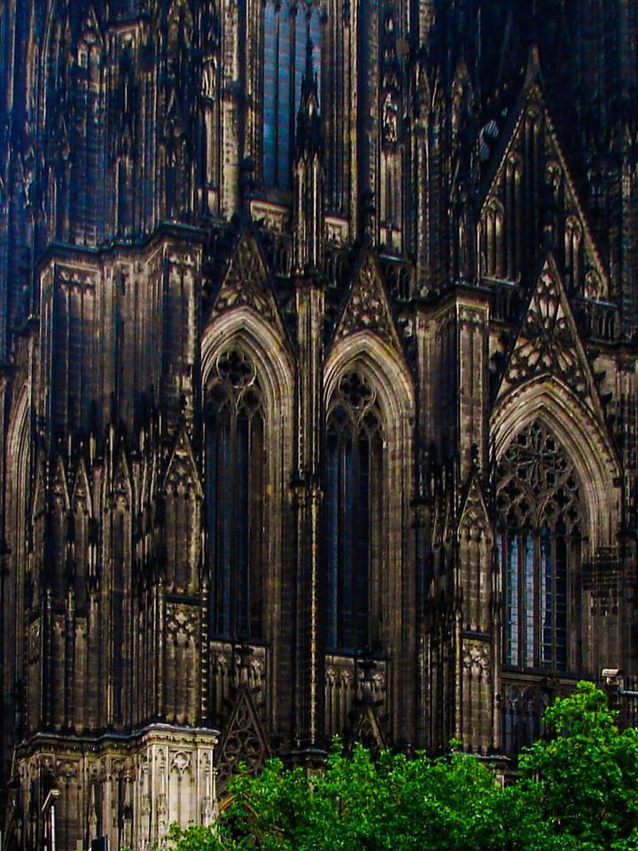 德国科隆大教堂,遥远记忆_图1-3
