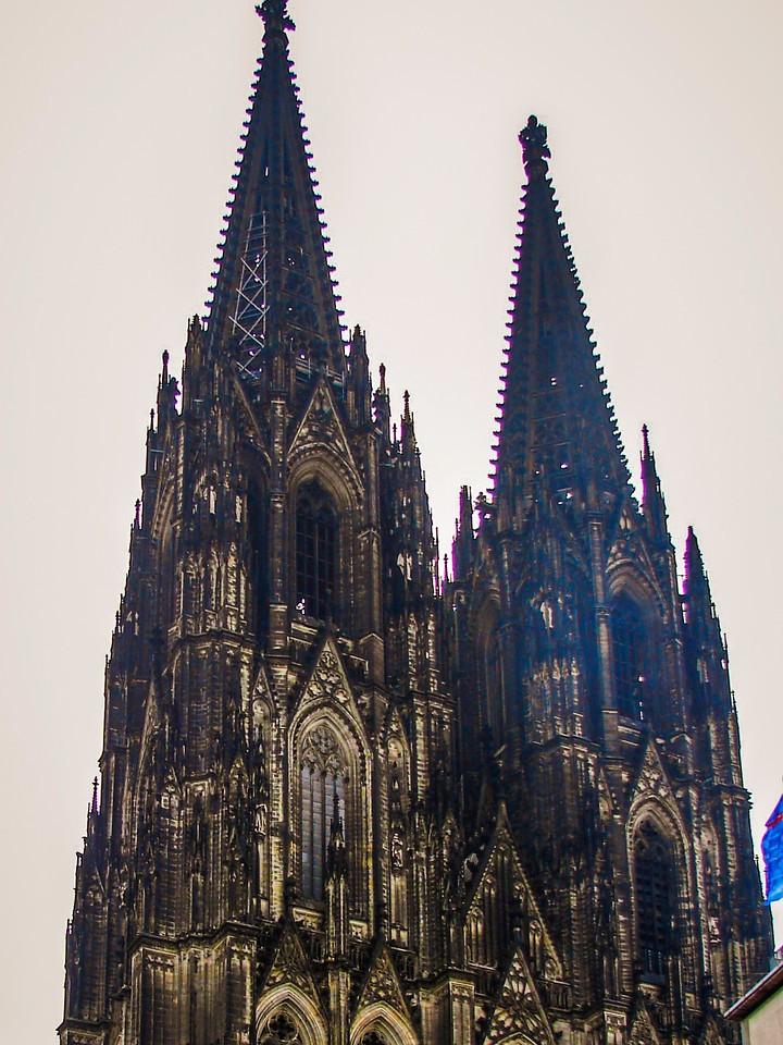 德国科隆大教堂,遥远记忆_图1-5