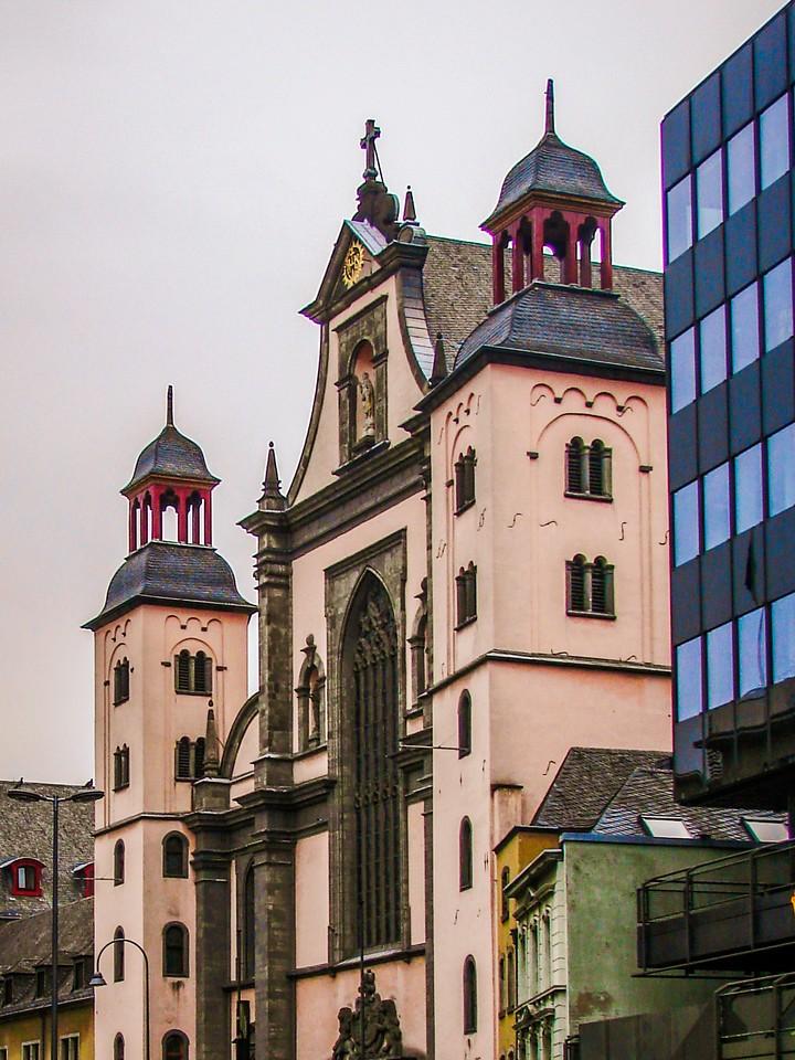 德国科隆大教堂,遥远记忆_图1-7