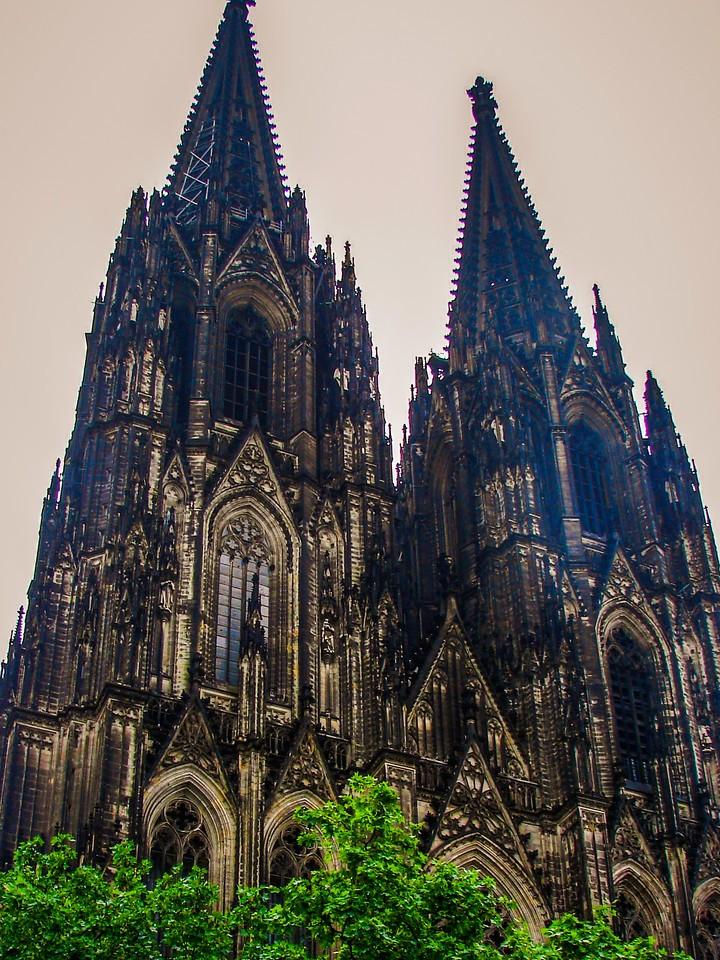 德国科隆大教堂,遥远记忆_图1-9
