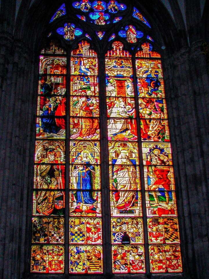 德国科隆大教堂,遥远记忆_图1-1