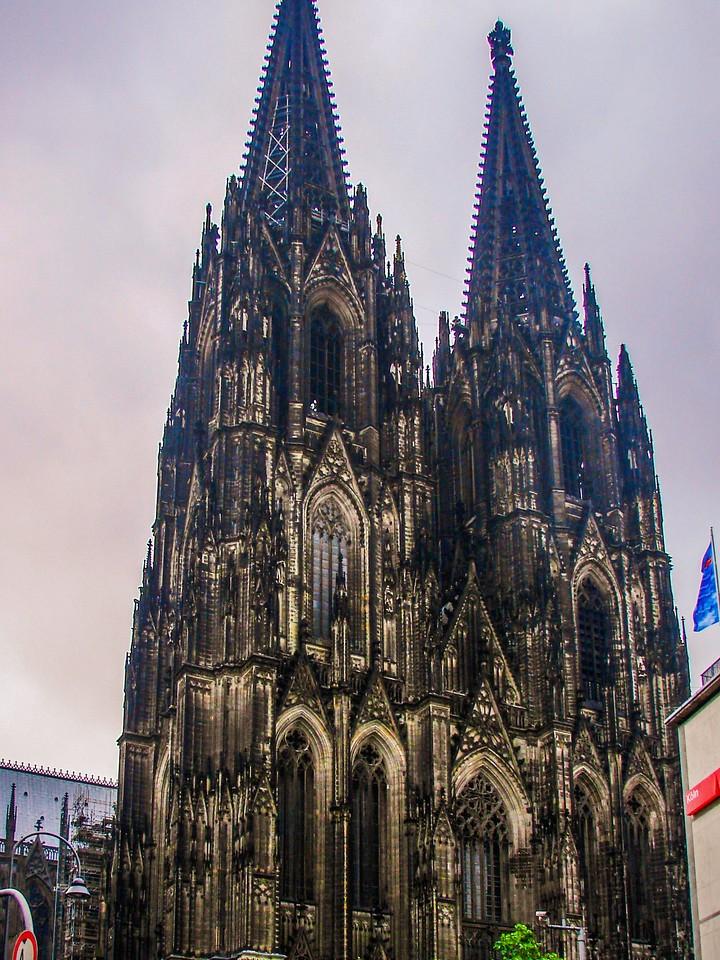 德国科隆大教堂,遥远记忆_图1-11