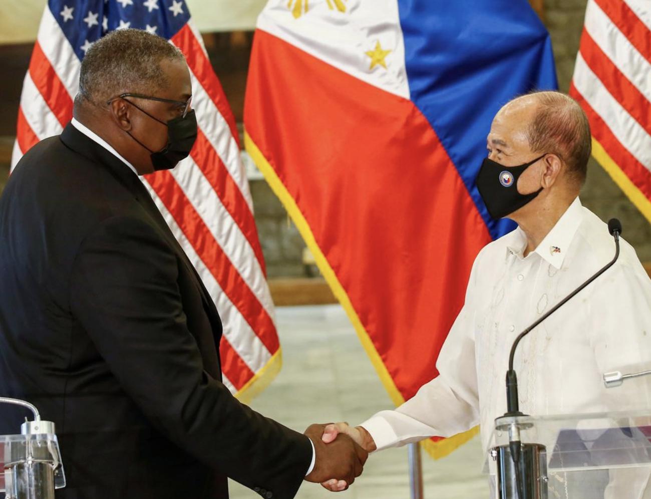 菲律宾意欲升级《美、菲协防条约》_图1-1