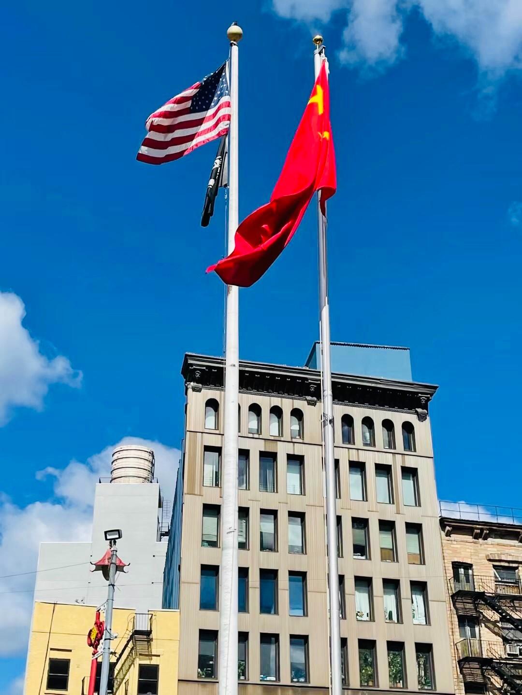 美东闽籍社团庆祝中华人民共和国成立72周年活动拉开帷幕_图1-8