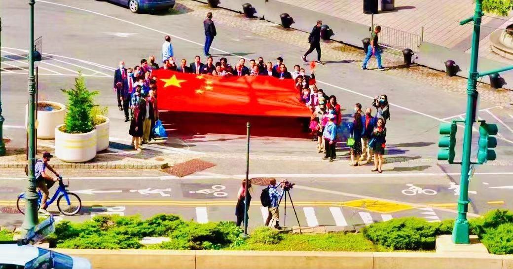 美东闽籍社团庆祝中华人民共和国成立72周年活动拉开帷幕_图1-14