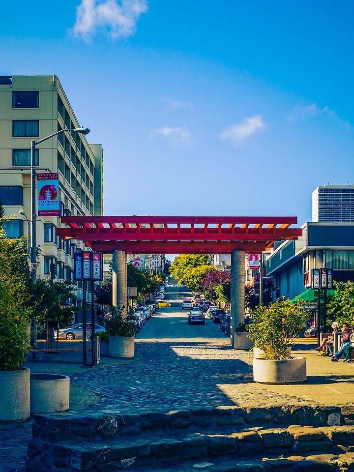 旧金山日本城,有点特色_图1-6