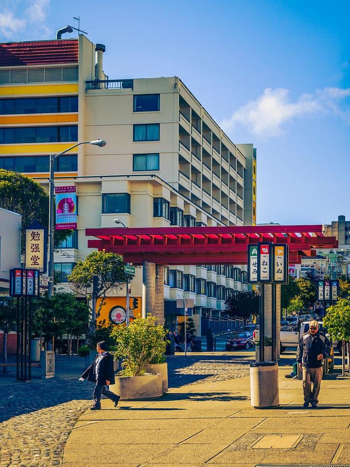 旧金山日本城,有点特色_图1-3