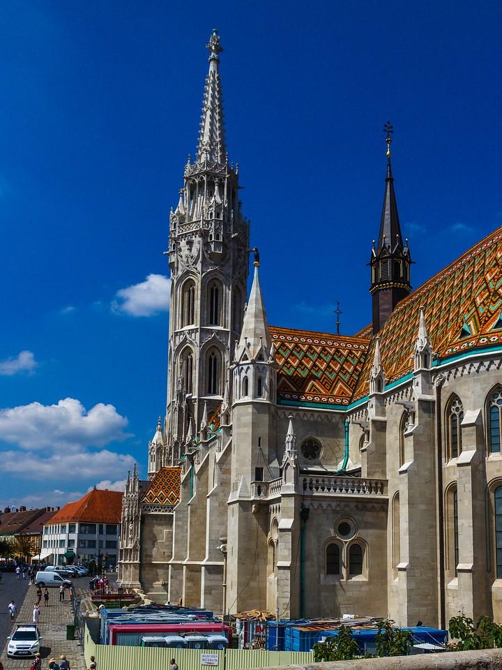匈牙利马加什教堂,地标建筑_图1-6