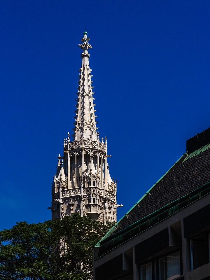 匈牙利马加什教堂,地标建筑_图1-5