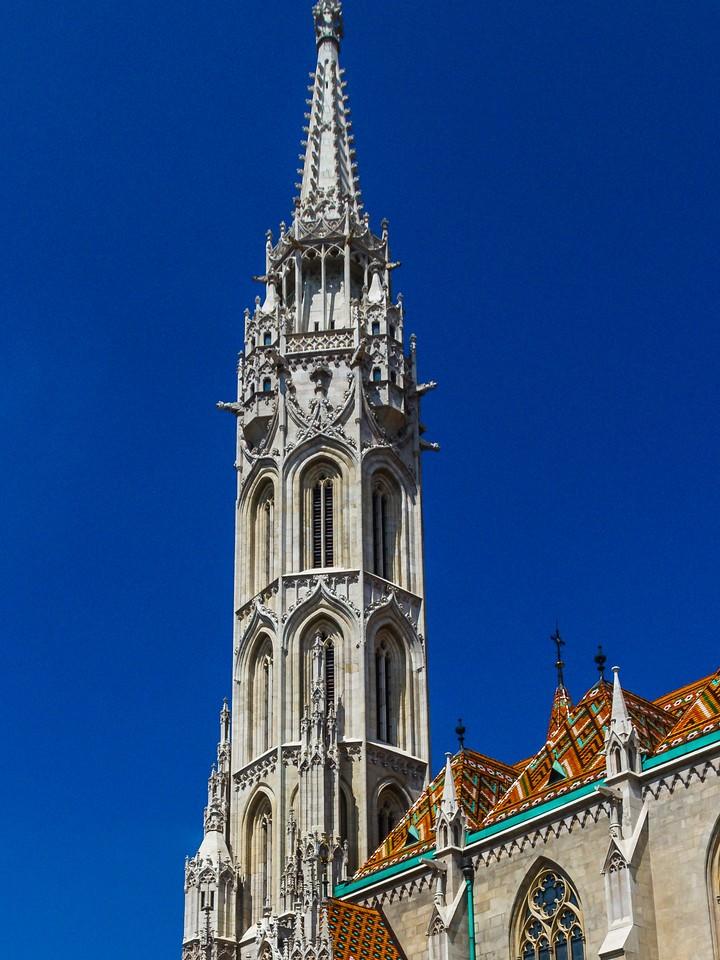 匈牙利马加什教堂,地标建筑_图1-2